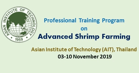 Advanced Shrimp Farming Training Program